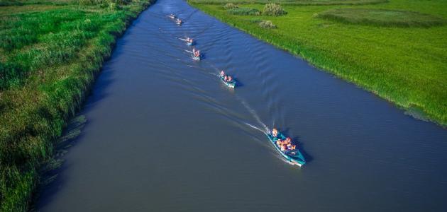 Amadeus River Cruises - Danube Delta